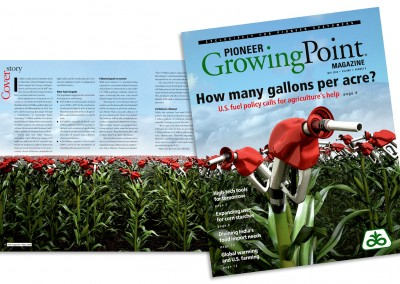 Growing Point cover + spread