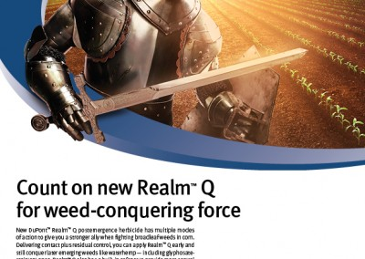 DuPont Realm Q ad