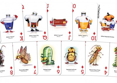 Packaging for playing cards