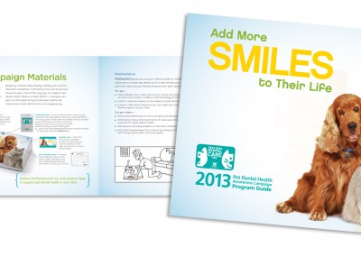 Hill's PDHA (Pet Dental Health Awareness) '13 Program Guide