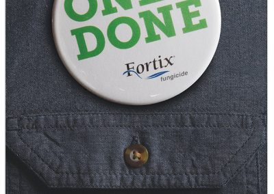 Fortix One and Done ad