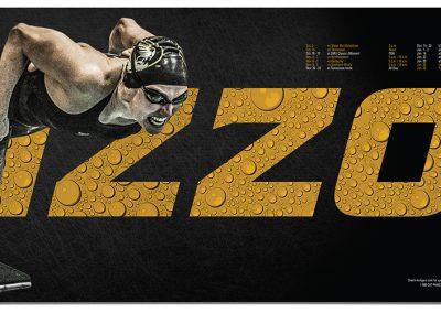 MIZZOU 2015 Swim Poster